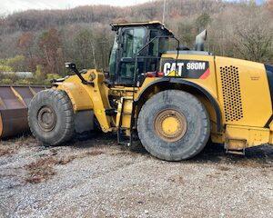 CAT 980M Loader