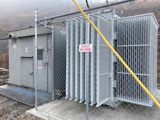 Trey K 6000 kVA SUB STATION